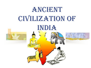 an analysis of the ancient india as a small civilization One of the notable scientists of the ancient india was kanad who is said to have devised the atomic theory centuries before john dalton was born he speculated the existence of anu or a small indestructible particles, much like an atom he also stated that anu can have two states — absolute rest and a state of motion.
