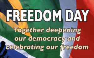 Join in the celebration of Nelson Mandela's long walk to freedom
