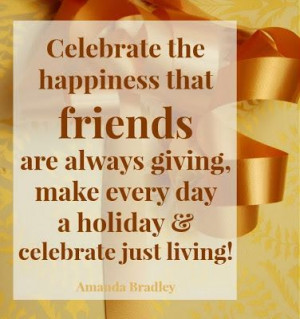 Quotes Giving Thanks Friends ~ Free Happy Thanksgiving Quotes For ...