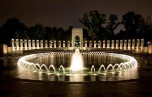 DC....World War II Memorial