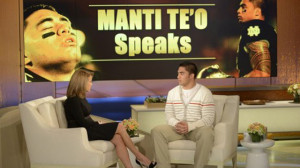 Manti Te'o Katie Couric Interview: Top 10 Quotes