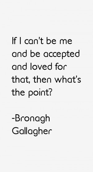 Bronagh Gallagher Quotes & Sayings