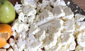 Creamless Cream of Cauliflower Soup
