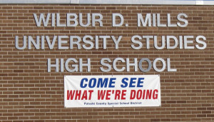 Wilbur D Mills University High School
