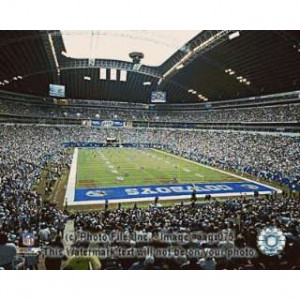 Dallas Cowboys 8x10 Texas Stadium Full Color: Sports