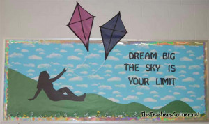 Bulletin Board Ideas - Sayings