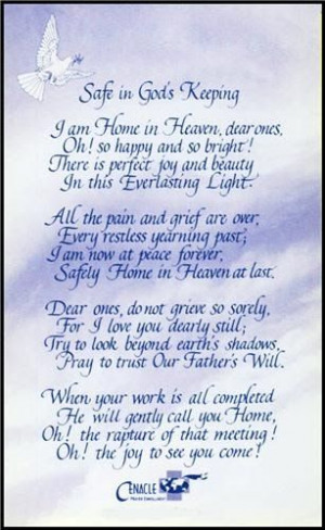 in heaven quotes and poems | Happy Birthday Daddy: Devin Alt, Quotes ...