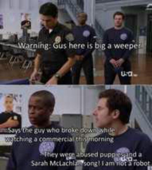Psych! One of my favorites!