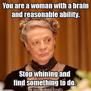 If you love Downton Abbey, you should like this. If you don't know ...