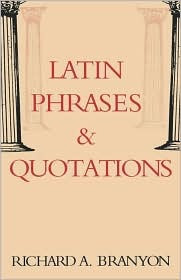 """Start by marking """"Latin Phrases & Quotations"""" as Want to Read:"""