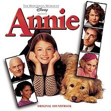 Soundtrack album from Annie by Various Artists