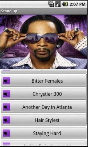 all the kings of comedy in one app kevin hart katt williams chris rock ...