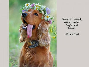 Faithful Dog Quotes http://www.greatpetnet.com/1239/dogs-and-people ...