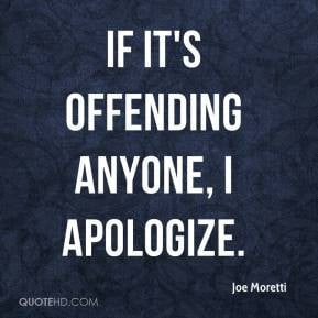 Offending Quotes