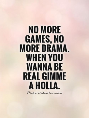 no time for games quotes