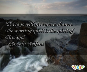 Chicago Quotes