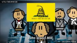 john stuart mill utilitarianism quotes and theory