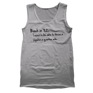 ... -IN-82-funny-cool-movie-quote-football-uncle-rico-retro-TANK-TOP-GRAY