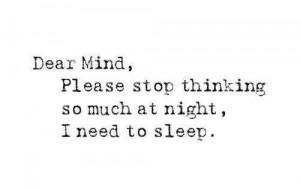 need sleep...
