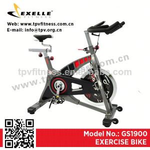 ... fitness egzersiz bisikleti jel koltuk örtüsü ticari spin bisiklet
