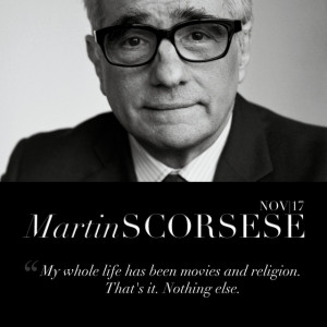 Martin Scorsese, happy birthday