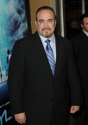 Zayas Actor David Arrives At The Premiere Of Rogue Pictures picture
