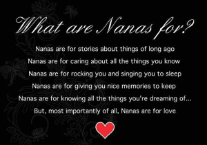 love being a Nana!!!!