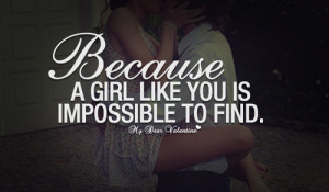 cute quotes for your girlfriend to make her smile