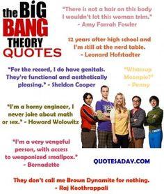 big bang theory quotes more bbt quotes the big bangs theory internet ...