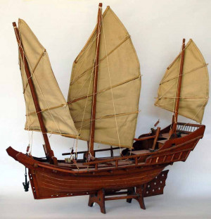 Australian business is looking for importing wooden model boats such ...