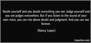 More Nancy Lopez Quotes