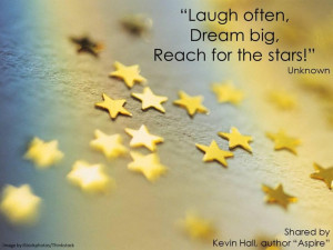 Reach For The Stars Quotes Gold stars by comstock on