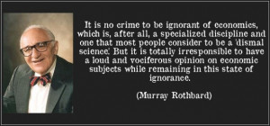 68295 famous quotes murray rothbard