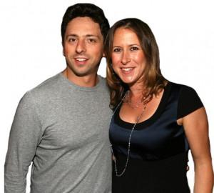 Sergey Brin and Anne Wojcicki – Net Worth : $223 Million (USD)