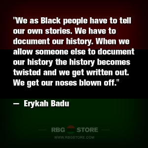 Erykah Badu's Quotes