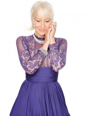d26422818a Helen Mirren in Woman and Home Magazine Helen Mirren Quotes