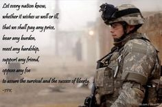 God Bless our Military