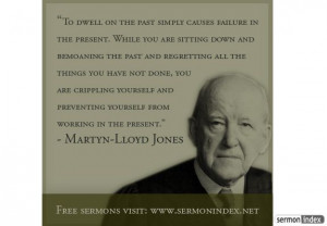 Martyn Lloyd-Jones Quote