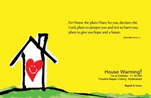 artwork for House Warming! -- if anyone like it please feel free to ...