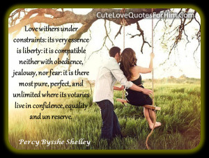 Love Quotes For Him #6