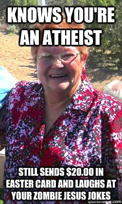 The Chill Grandma