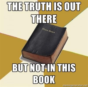 Bible lies and deception: Are you an educated religious fool?
