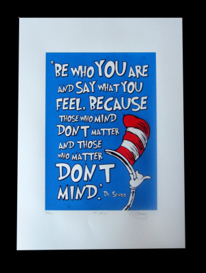 Dr Seuss Quotes Cat In The Hat Dr. seuss cat in the hat!