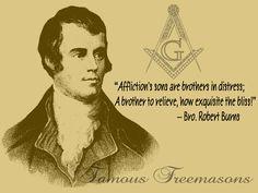 Famous Freemasons Famous freemasons: bro.