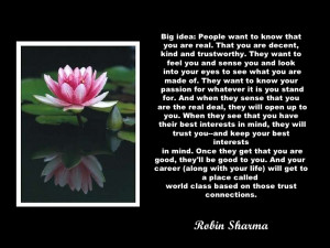 Quotes From Robin Sharma