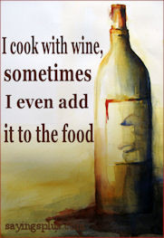 Wine Sayings And Quotes