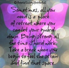 Taking A Break From Facebook Quotes Take a break quote via living