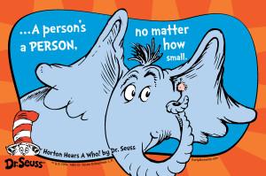 from Horton Hears a Who