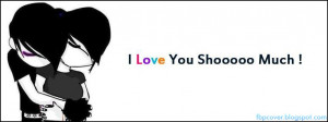 Love, You, So, Much, Quote, Boy, Girl, Love, Facebook, Cover ...