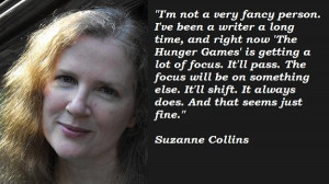 Suzanne collins famous quotes 2